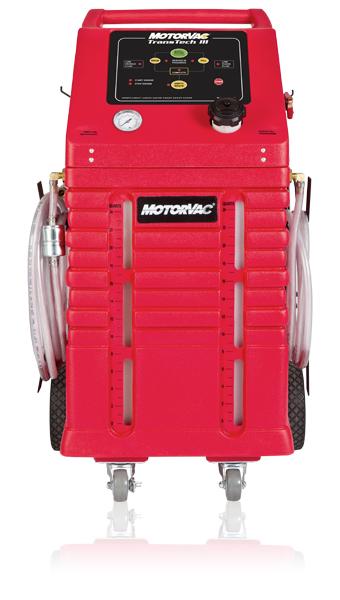 motorvac transmission flush machine